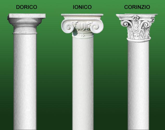 Storia for Come costruire colonne in stile artigiano